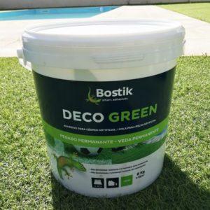 Cola Deco Green Bicomponente 6kg - Relva Artificial - Marturf