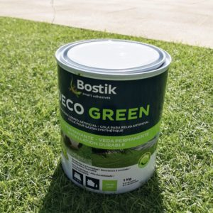 Cola Deco Green Bicomponente 1kg - Relva Artificial - Marturf